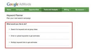 Goodbye Google Keyword Tool