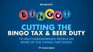 Beer and Bingo – The Worst Ad Ever?