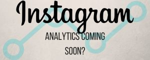 Analytics Coming Soon