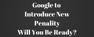 Google Interstitials Penalty