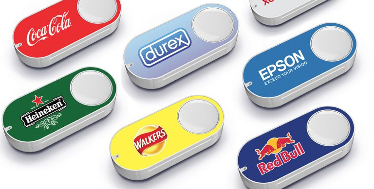 Dash Buttons – Disrupting the Consumer.