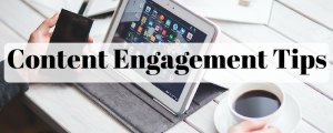 content engagement tips social media