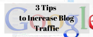 Increase traffic to your business blog