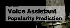 Voice Assistants trend