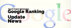 Google Ranking Update