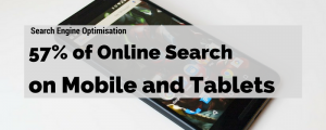 SEO - mobile and tablet online search