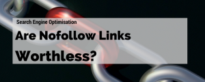 Nofollow links SEO