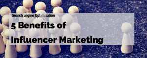 Influencer Marketing Benefits