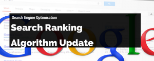 search ranking update