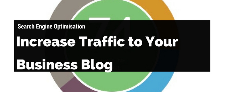 How to Increase Traffic to Your Business Blog