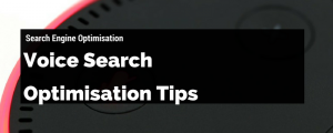 Voice Search Optimisation – Keep it Simple