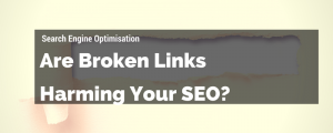 Are Broken Links Damaging Your SEO?