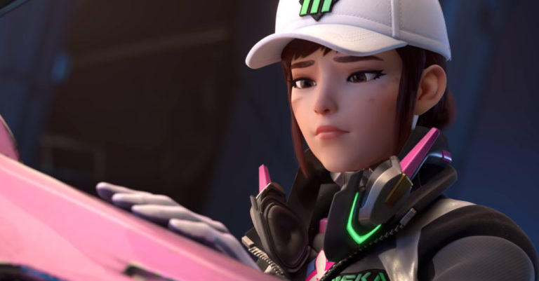 Blizzard Entertainment Release Long-Awaited Animated Short
