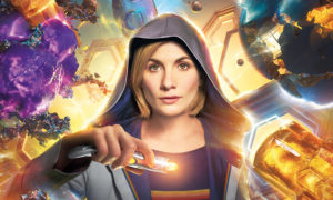 Dr Who is a woman? WTF?