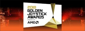 Don't Miss the Golden Joystick Awards