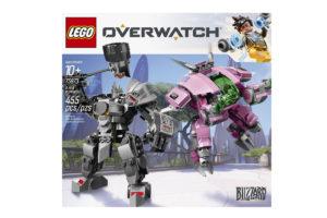 Overwatch Meets Lego