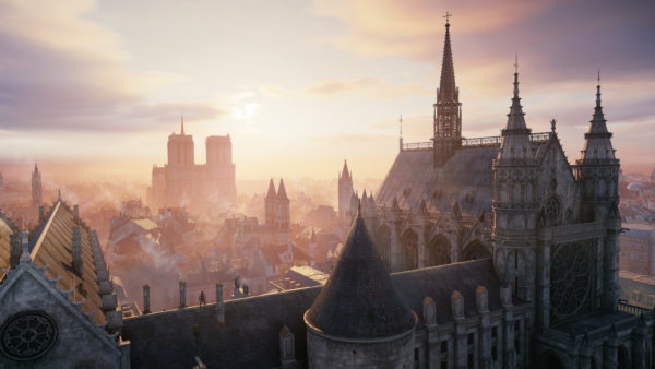 Ubisoft's Assassins Creed Could Help Rebuild Notre Dame