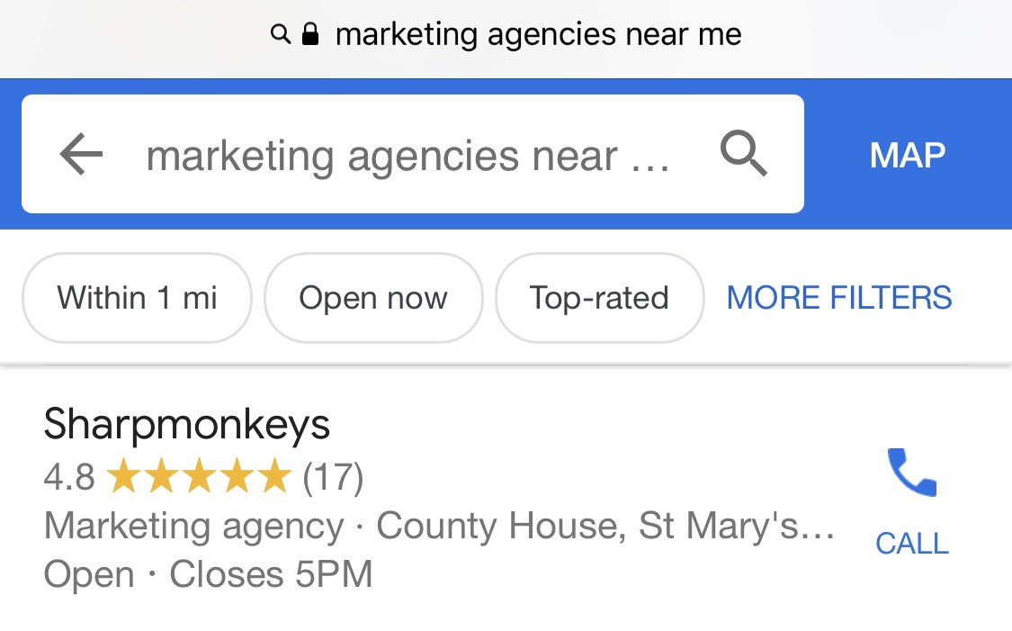 You are currently viewing What Is Google My Business