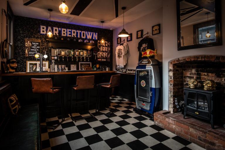 Meet Our Client, Barbertown