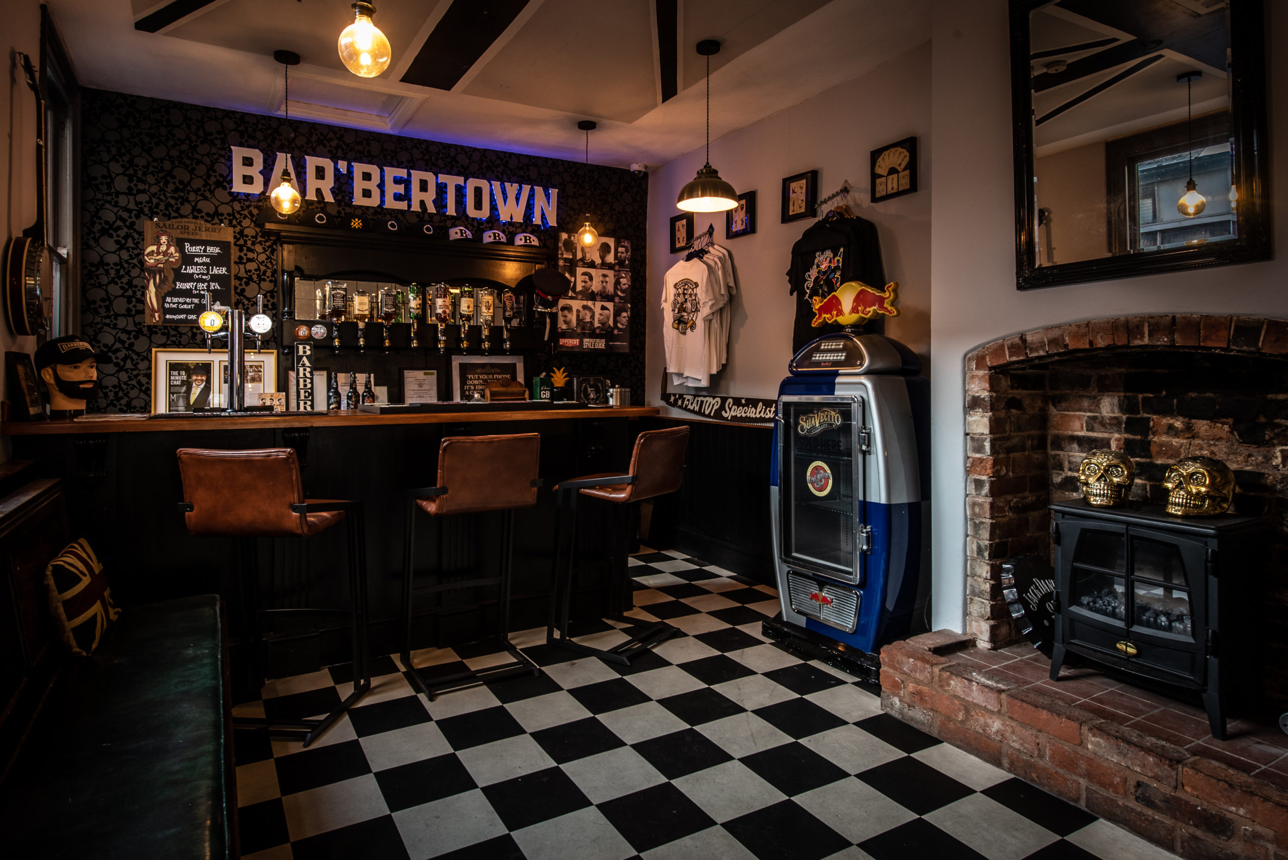 Meet Our Client, Barbertown